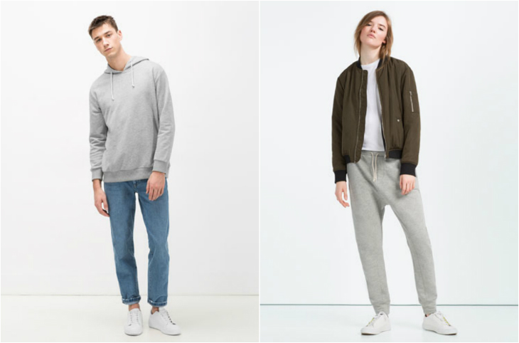 Zara's New Ungendered Line Is Clothing for the People — All People
