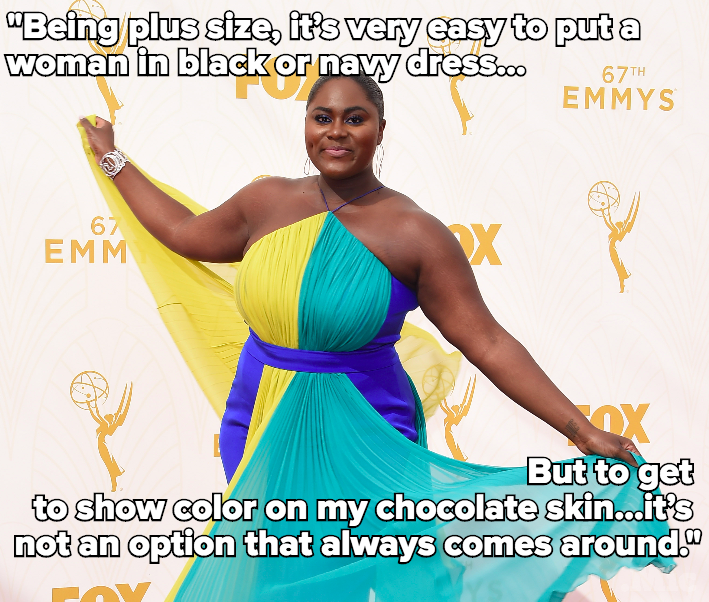 Danielle Brooks Just Called Out a Harsh Reality of Being Plus Size In Hollywood