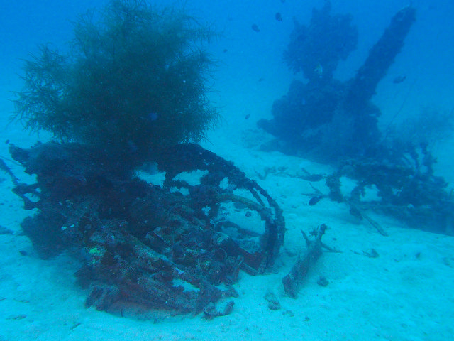 Scientists Find Almost 72-Year-Old Sunken WWII Bomber Containing Remains of Soldiers