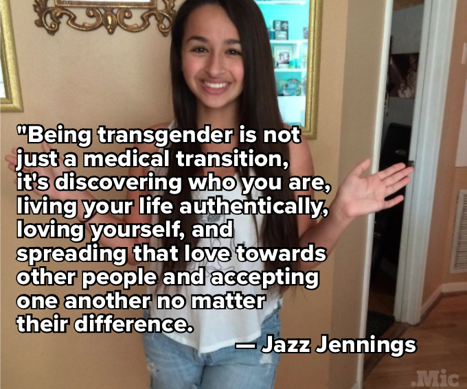 International Transgender Day of Visibility 2016: 7 Inspiring Quotes About Transitioning