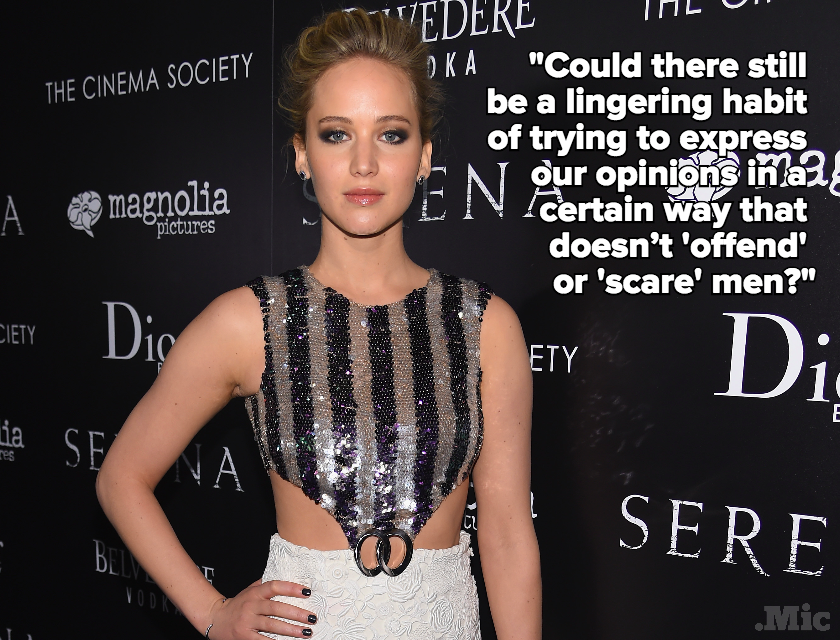 Jennifer Lawrence Blasts Hollywood's Gender Pay Gap in Op-Ed