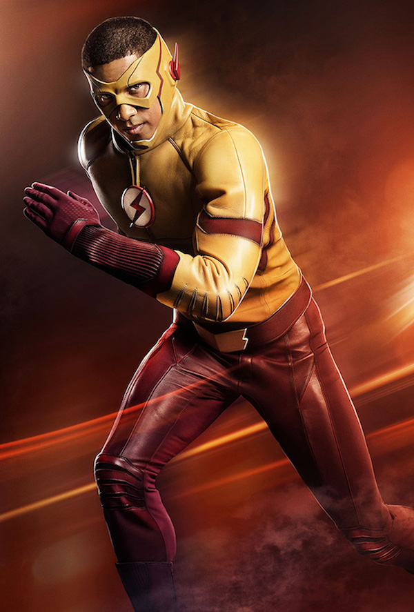 'The Flash' Season 3: The CW Reveals First Look at Keiynan Lonsdale as Kid Flash