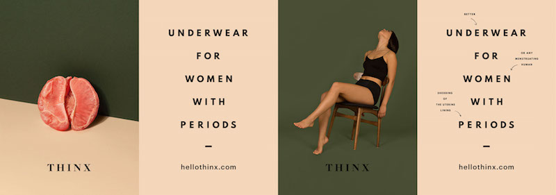 "Will the New York City Subway Ban These Ads for Using the Word ""Period""?"