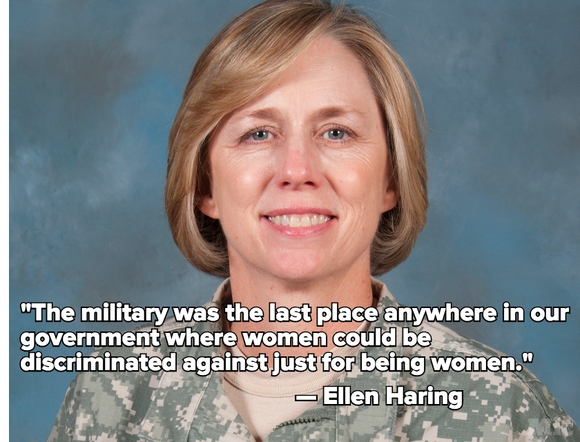 feminism in the military The us military has crossed the rubicon and is spiraling into a whirlpool of doom and disaster on the land.