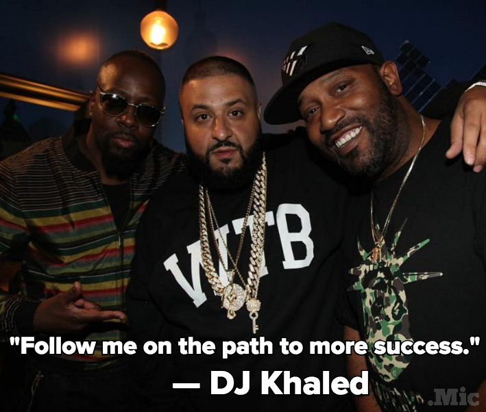 DJ Khaled's Snapchat Cult Is Very Real — and Actually Makes for an Inspiring Live Show