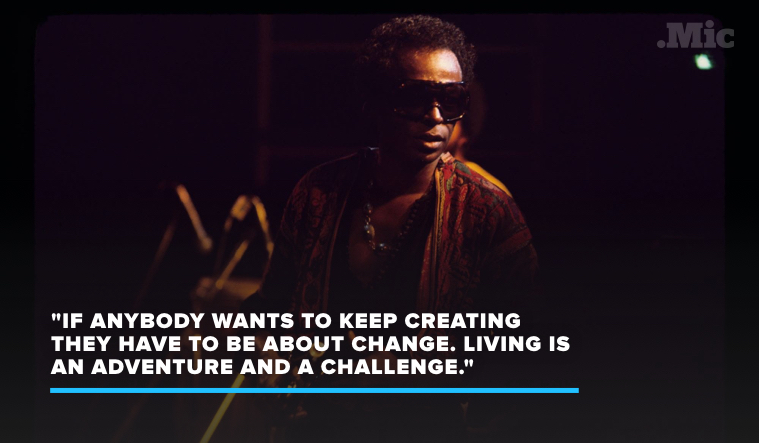 This Quote From Jazz Legend Miles Davis Should Be Required Reading for Every Young Artist