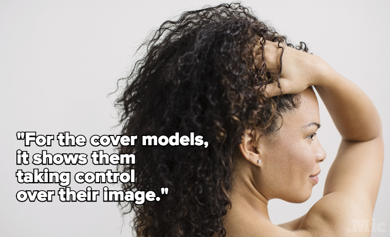 Here's What Women Really Think of Fashion's Sudden Embrace of Natural Hair