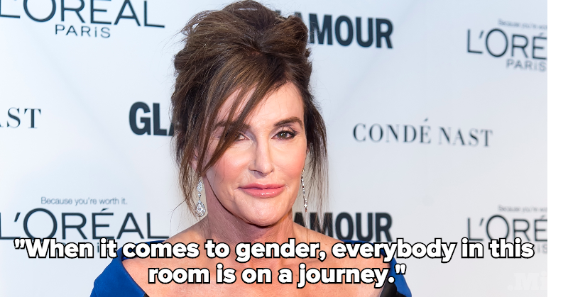 "Caitlyn Jenner Explains What It Means To ""Become A Woman"""