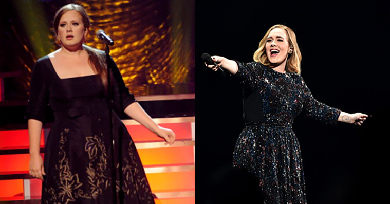 "The Diet Behind Adele's Weight Loss Claims to Target the ""Skinny Gene"""