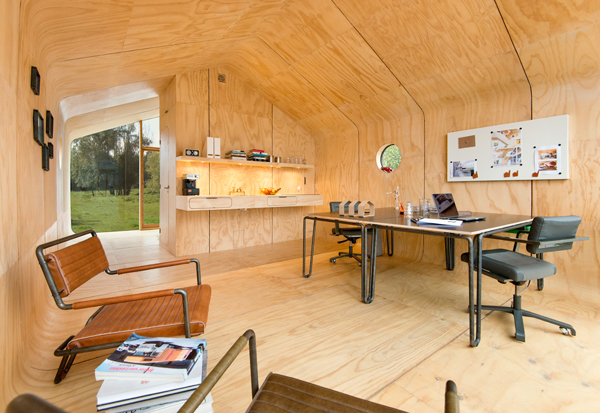 Check Out This Super-Eco-Friendly House Made of Cardboard