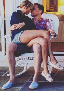 Taylor Swift Posted a Couples' Photo on Instagram, and It Is Just Nauseating