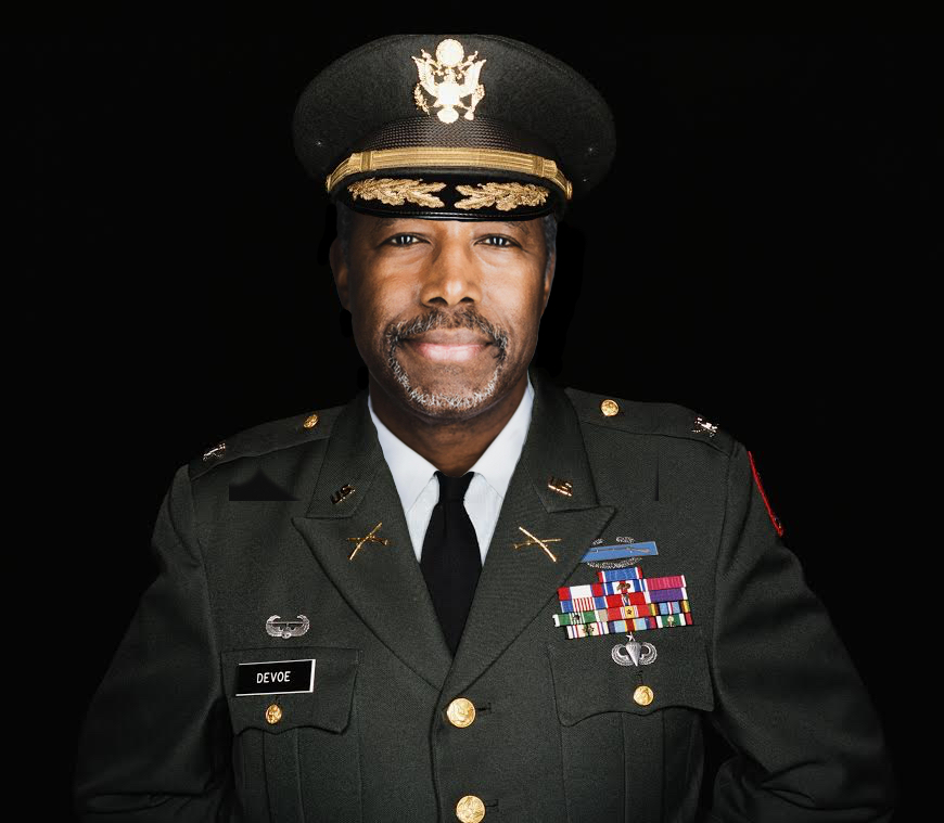 Ben Carson Admits to Lying About Getting Into West Point