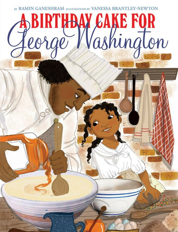 Author of George Washington Children's Book Defends Portrayal of Happy Slaves