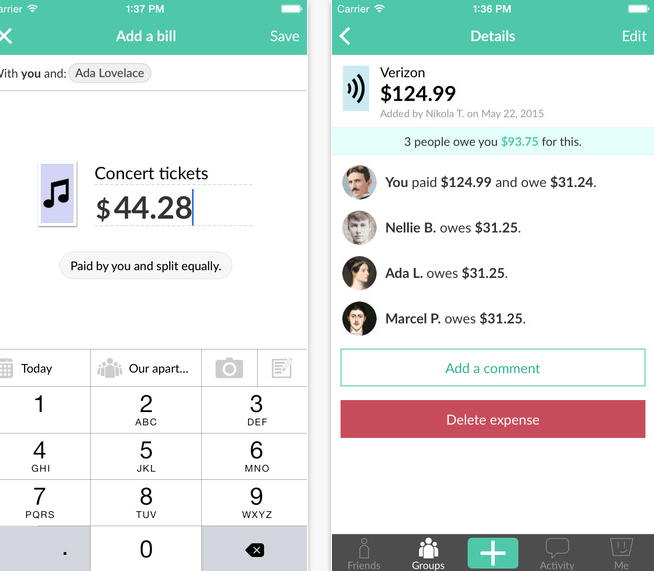 Here Are the 5 Best Apps for Splitting the Bill That Aren't Venmo