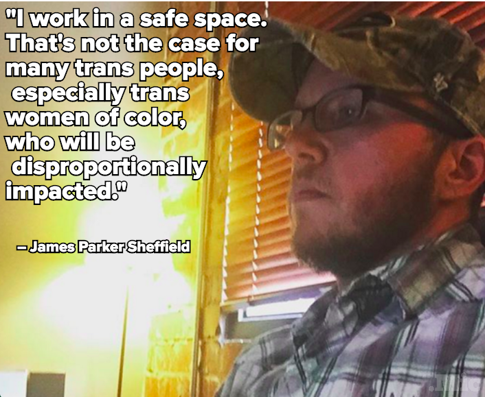 This Man's Joke About Pat McCrory's Anti-Trans Law Went Viral, But He's Not Laughing