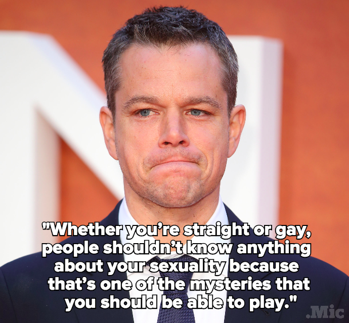 Matt Damon Needs to Listen to Critics Instead of Shutting Them Down