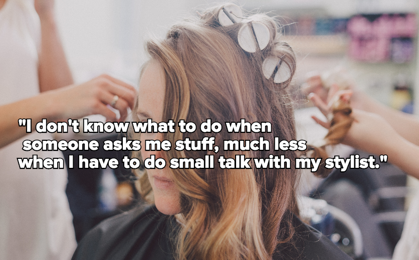 Can We Talk About How Absurdly Awkward Salons Can Be?