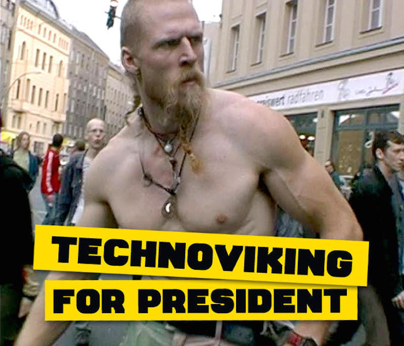 Who Is the Techno Viking? New Documentary Reveals Story Behind Viral German Video, Memes