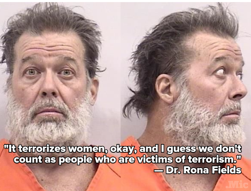 "GOP Says Planned Parenthood Attack About ""Mental Health"" — Terrorism Experts Disagree"