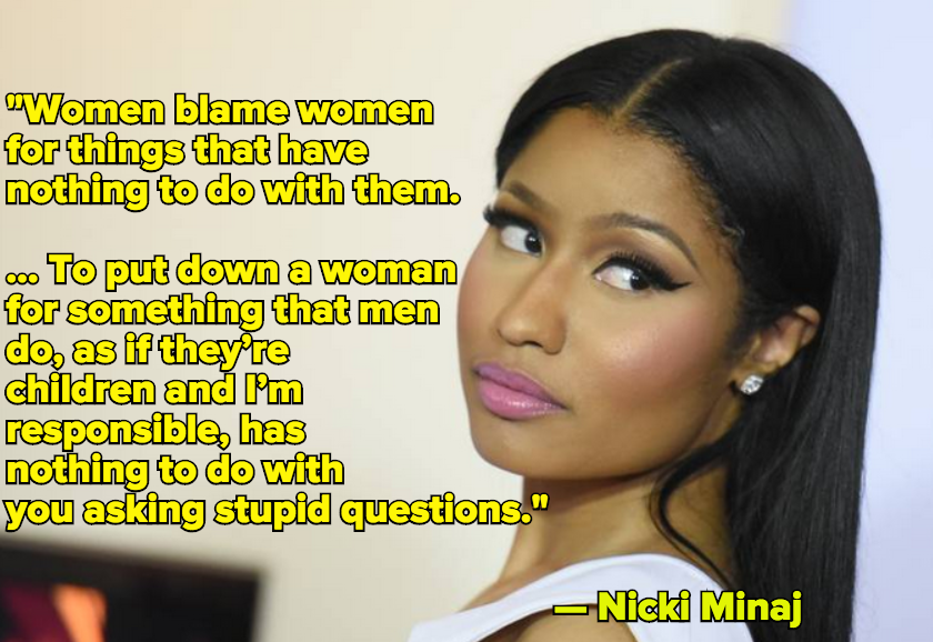 Nicki Minaj Calls Out Miley Cyrus' Hypocrisy in 'New York Times Magazine' Interview