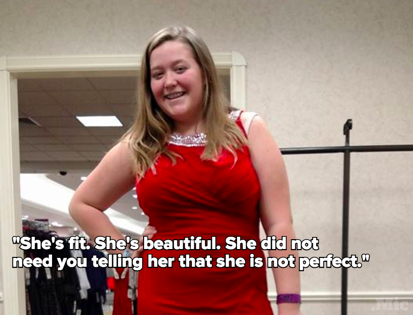 Mom's Note Goes Viral After Teen Daughter Told to Put on Spanx