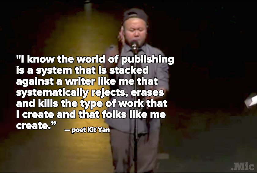 Here's How Poets of Color Feel About a White Poet Using an Asian Pen Name to Get Published
