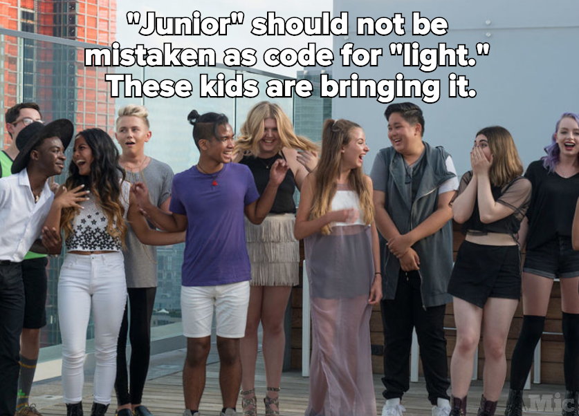 'Project Runway: Junior' Is Adorably Revelatory — and One of the Best New Shows of 2015