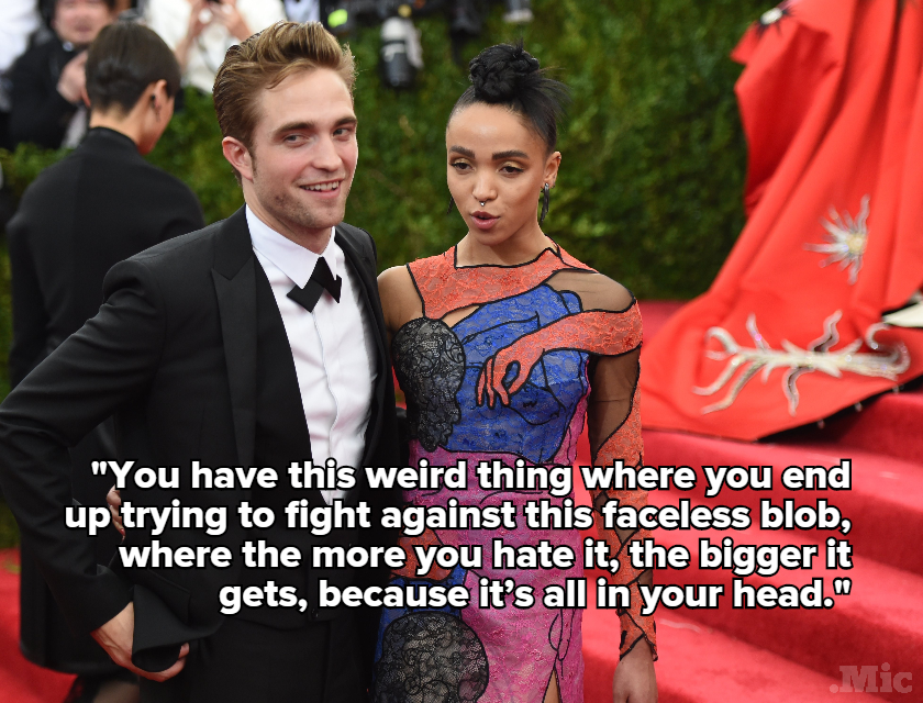 Robert Pattinson Just Hit Back at the Disgusting Racist Comments About His Fianceé
