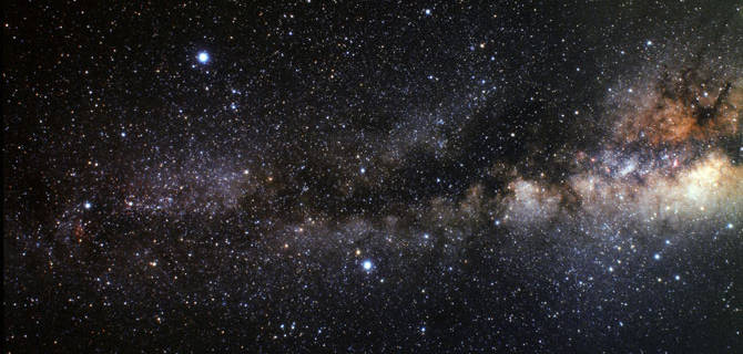 Astronomers Just Found a Huge Void in the Milky Way