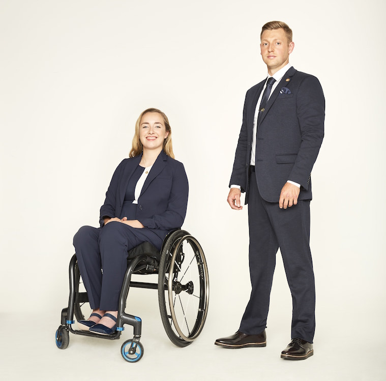 ASOS Unveils UK Paralympic Games Outfits Ahead of Rio