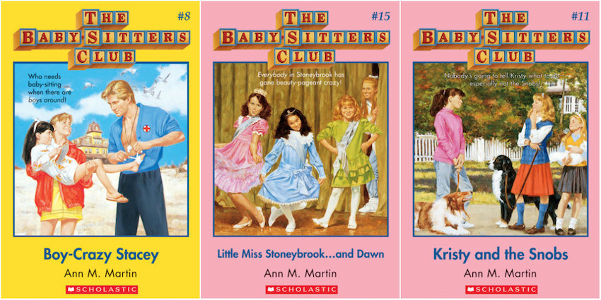 Everything I Know About Female Friendship I Learned From 'The Baby-Sitters Club'