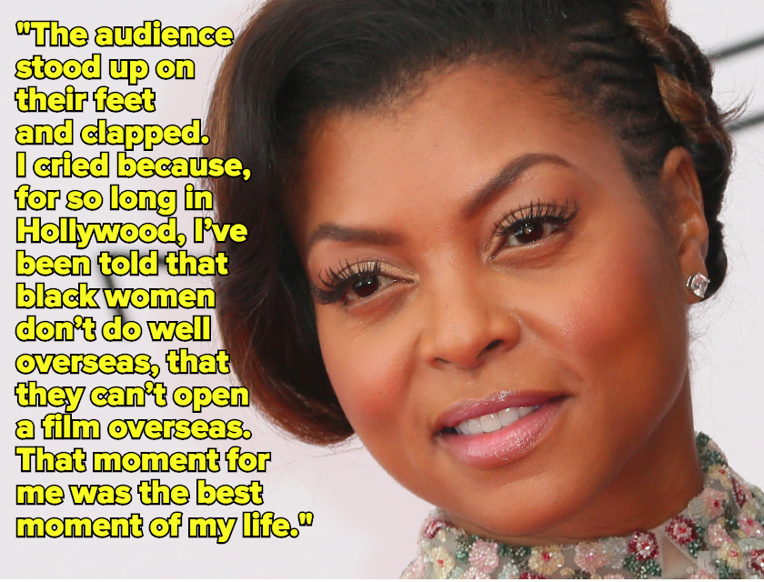 'Empire's' Taraji P. Henson Destroys the Biggest Myth About Black Women in Hollywoo