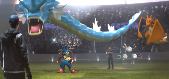 2016 #Pokemon20 Pokémon Super Bowl Commercial Reveals Clues About New Game