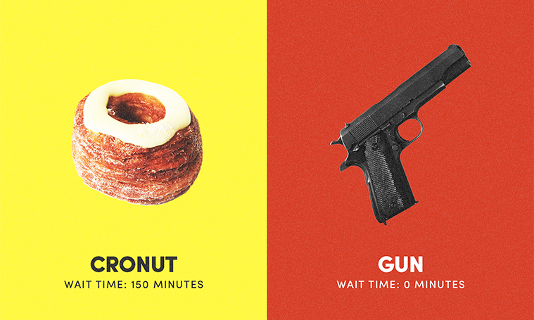 9 Foods That Are Harder to Buy Than a Gun