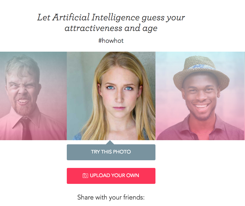 This Dating App Uses an Algorithm to Tell You How Bangable You Are