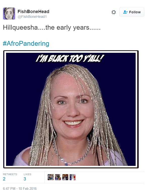 "Donald Trump's ""Star of David"" Hillary Clinton Meme Was Created by White Supremacists"