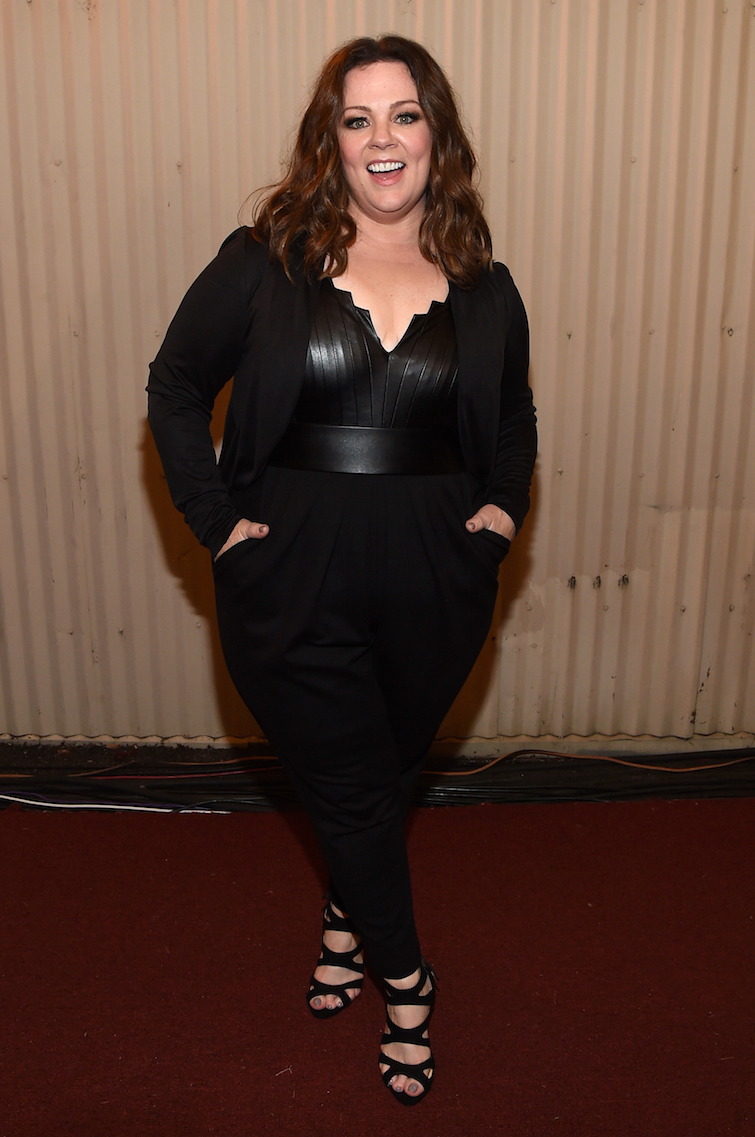 Melissa McCarthy Sends Powerful Message in MTV Movie Awards Speech — and With Her Outfit