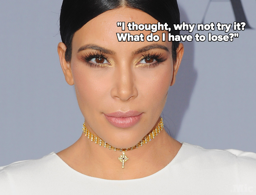 No, Kim Kardashian West, It's Probably Not an Awesome Idea for You to Eat Your Placenta