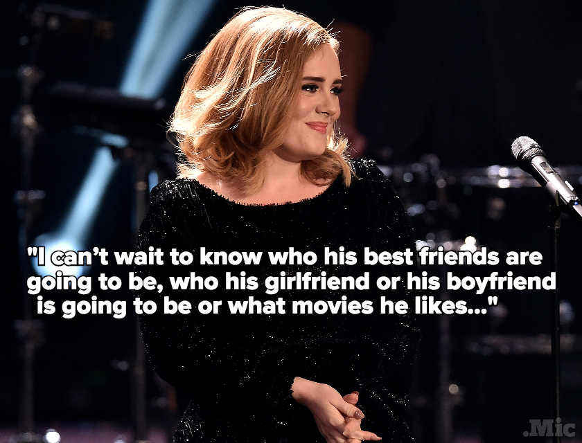 Adele Doesn't Care About Her Son's Sexuality, Will Love Him No Matter What