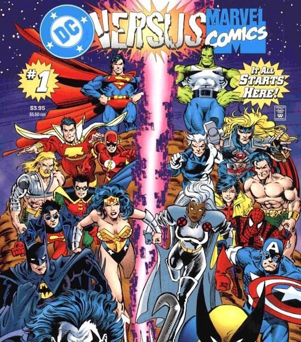 Will Marvel and DC Comics Ever Cross Over? Superhero Venture Is Extremely Unlikely