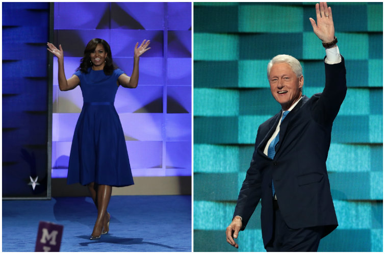 Why Bill Clinton's DNC Style Deserves as Much Scrutiny as Hillary Clinton's