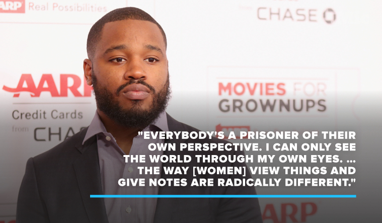'Black Panther' Director Ryan Coogler Nails Why Hollywood Needs Women Behind the Camera