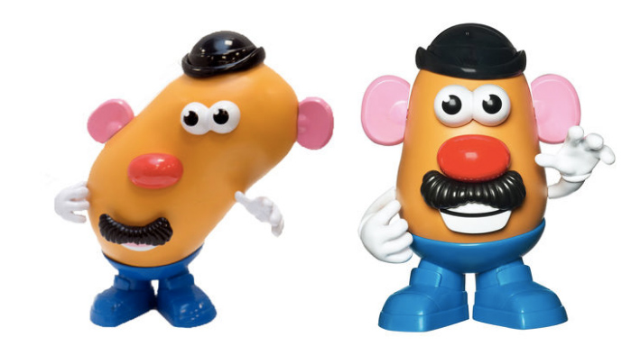This Limited Edition Mr. Potato Head Isn't the Most Perfect Spud — And That's the Point
